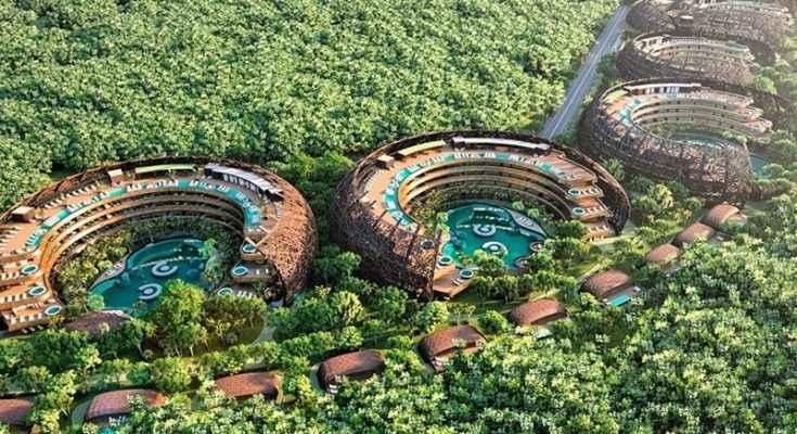Así será Cocoon, el nuevo complejo de usos mixtos en Tulum