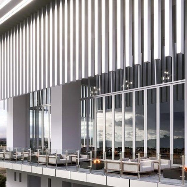 Así será OAK 58, la nueva torre residencial en Puebla
