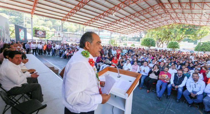 Entregan 186 mdp para reconstruir vivienda en Guerrero