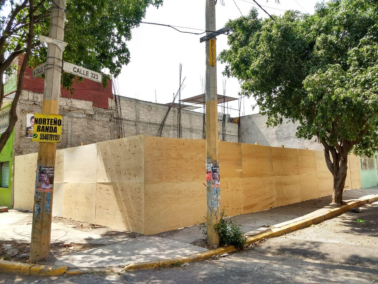 Concluyen demolición de casa en Gustavo A. Madero
