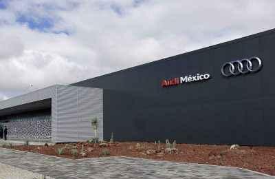 Audi abrió un centro de proveduría en Puebla