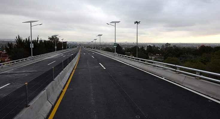 Autopista Urbana Sur entra en operaciones