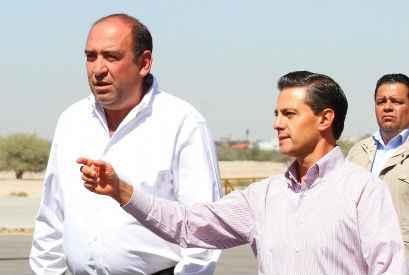 Avanza construcción de carretera San Pedro-Cuatro Ciénegas