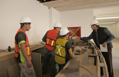 Avanza construcción del Centro de Convenciones del Estado de México