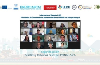 Avanza implementación del PRINAU en Centroamérica