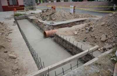 Anuncian construcción de obras pluviales en Coahuila