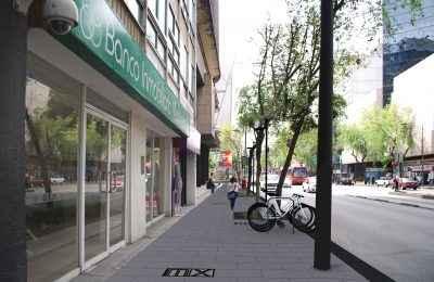 Inician rehabilitación urbana en Avenida Insurgentes