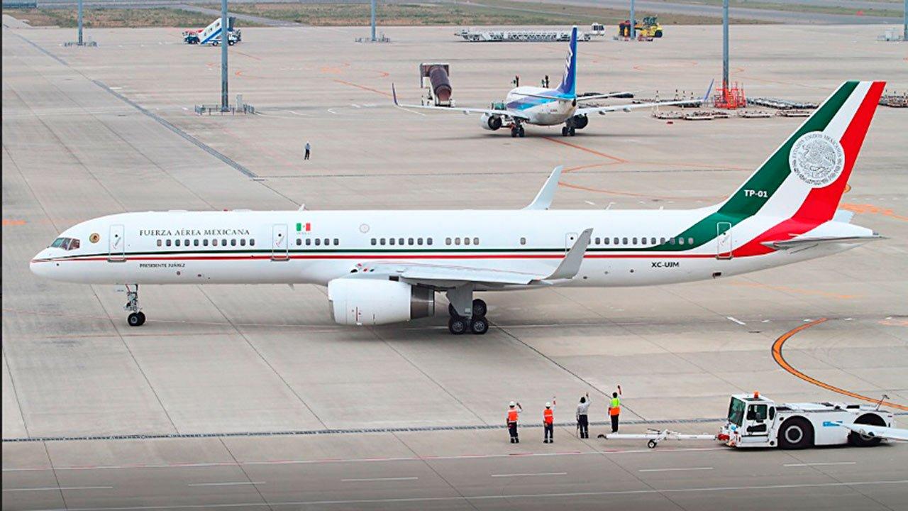 Gobierno anuncia subasta de 72 aeronaves, incluido el avión presidencial