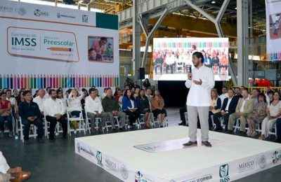 Invierte IMSS 250 mdp en Infraestructura para Baja California