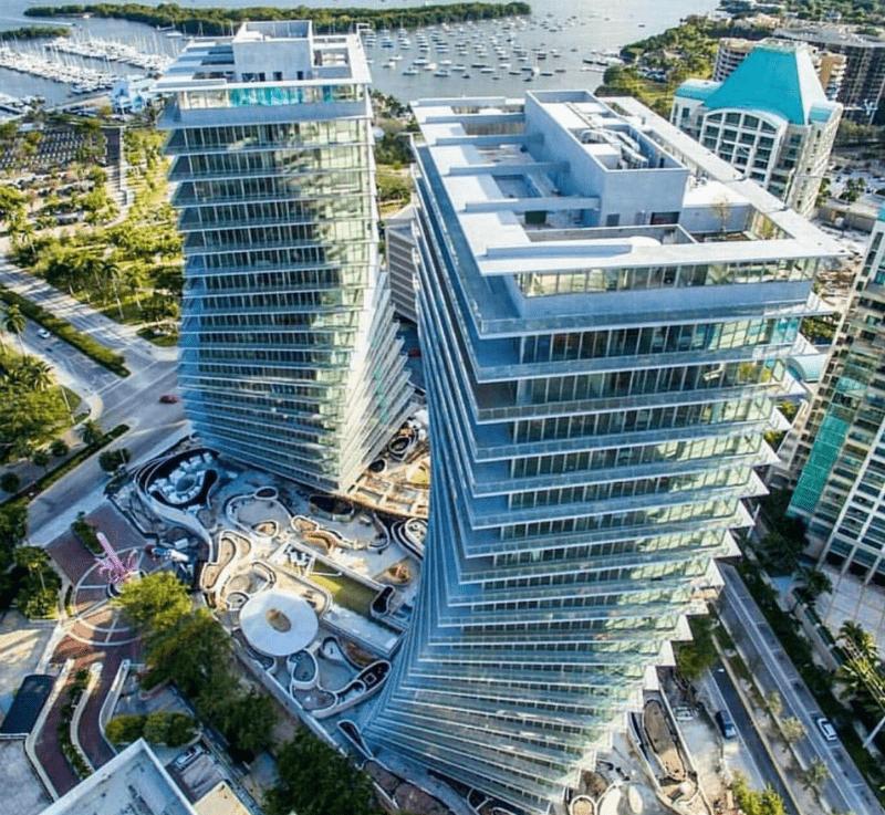 BIG presenta proyecto residencial en Miami