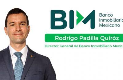 BIM incursionará-Rodrigo Padilla