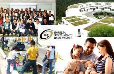 Reconocen labor del Grupo San Carlos como ESR
