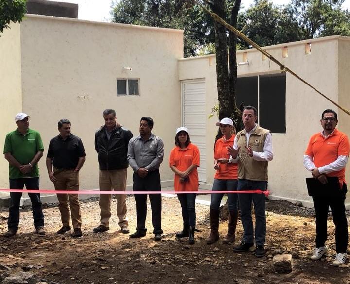 Banorte planea reconstruir 400 viviendas en 2019