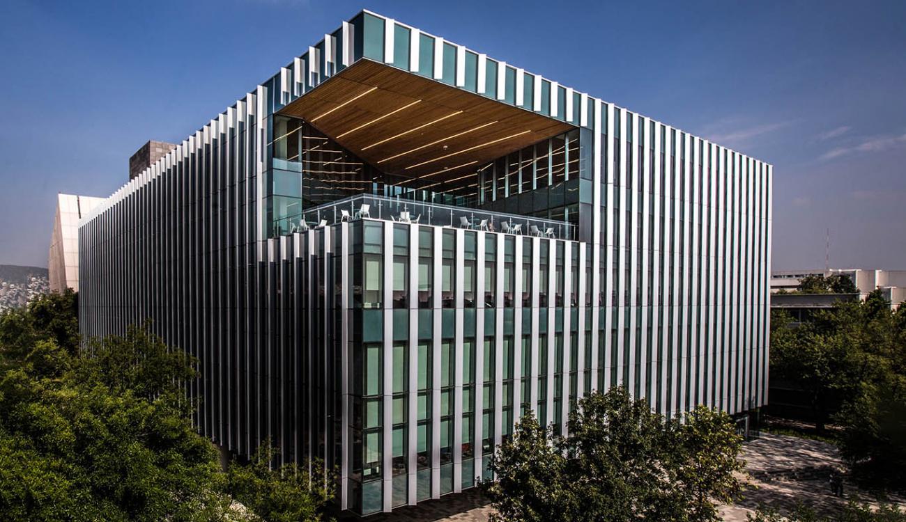 A un año de su inauguración, BiblioTEC ya es un referente arquitectónico