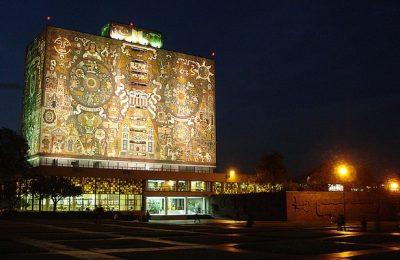 Biblioteca Central de la UNAM festeja 63 años con premio internacional