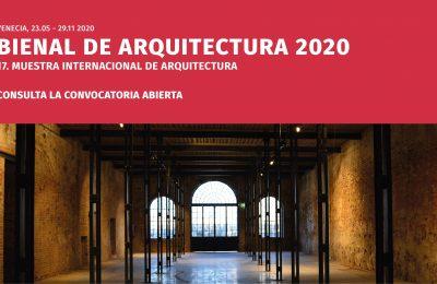Registran 153 propuestas para participar en Bienal de Arquitectura en Italia
