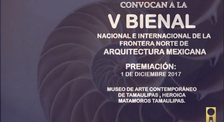 Convocan a la V Bienal de Arquitectura de la Frontera Norte