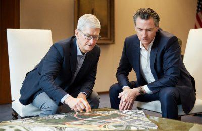 Billonaria inversión de Apple hará frente a crisis de vivienda en California