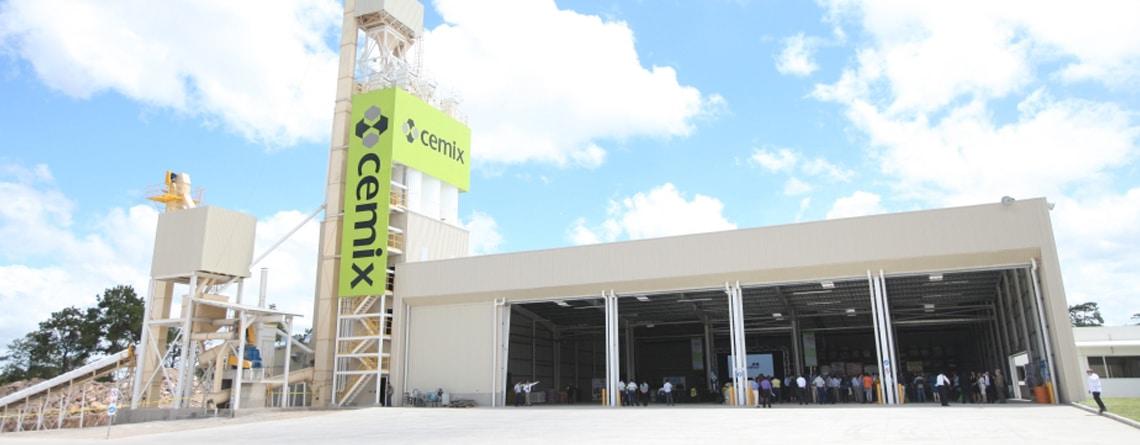 Cemix invierte 140 mdp en nueva planta en Sonora
