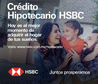 banner de credito hipotecario de HSBC