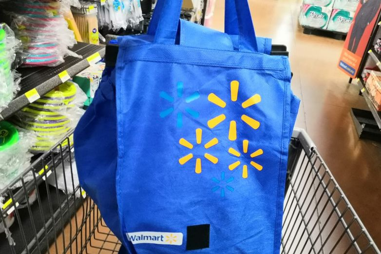 Walmart entregará medio millón de bolsas ecológicas en CDMX