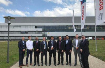 Bosch construye en Guanajuato planta para la Industria 4.0