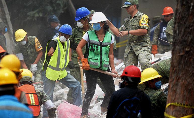 CMIC Nuevo León dona herramienta a entidades afectadas por sismos