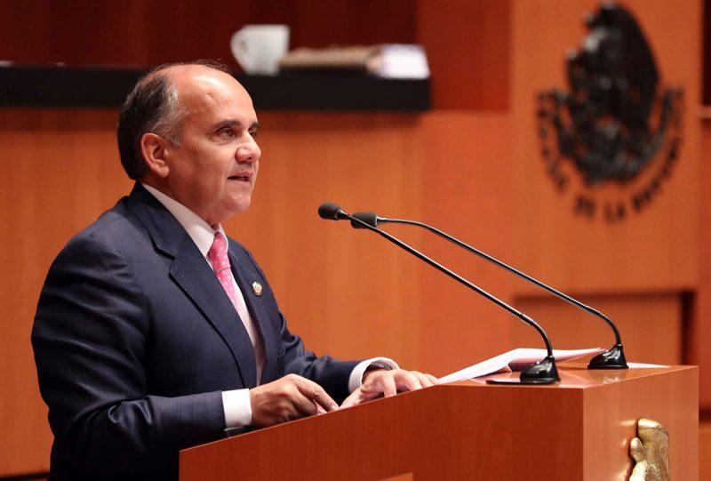 Buscan en el Senado eliminar ajuste anual en los créditos Fovissste-Manuel Añorve-1