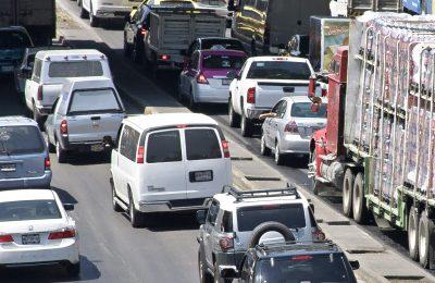 Movilidad vial puede llegar a colapsar