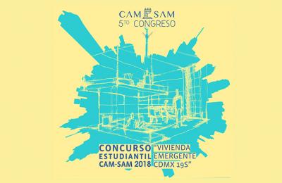 CAM-SAM lanza el primer concurso estudiantil 'Vivienda Emergente 19-S'