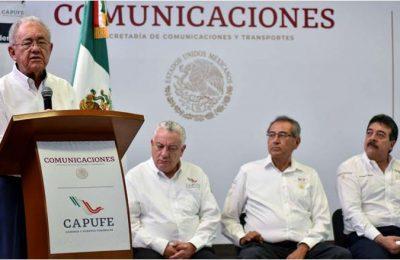 CAPUFE es un instrumento fundamental para el país: Jiménez Espirú