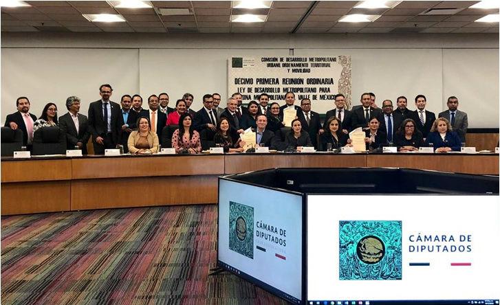 CDMX, Edoméx e Hidalgo logran coordinación histórica en materia de gobernanza