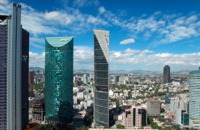 CDMX cierra el 1T2020 con 224,000 m² de oficinas en ocupación