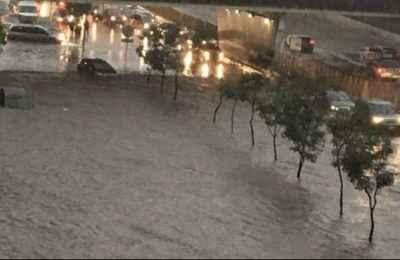CDMX emprende acciones para atender a la población afectada por las lluvias