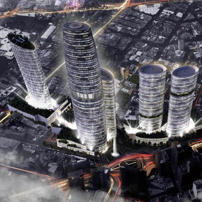 CDMX le apuesta al diálogo para impulsar el desarrollo inmobiliario - Ciudad de México