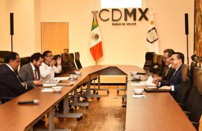 Transición no afectará reconstrucción de vivienda en CDMX