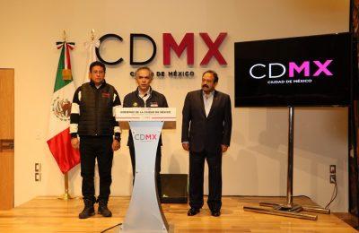 Reporta CDMX avance de 94% en revisión de inmuebles