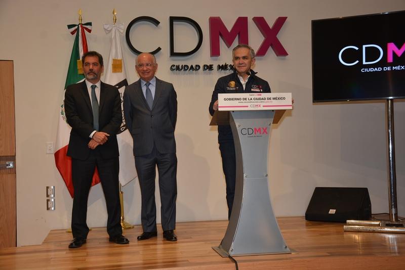 Entrega SHF primeros créditos para vivienda en CDMX