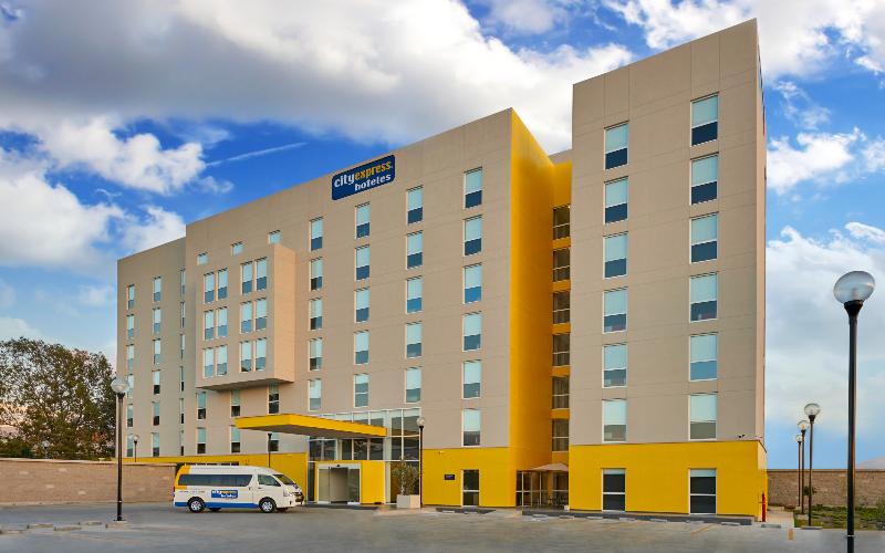 City Express va por 13 hoteles nuevos este año