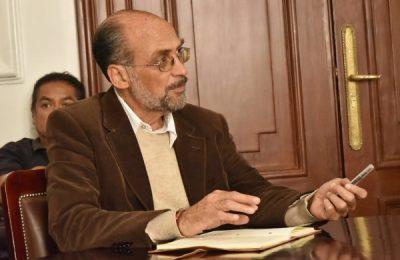 Designa AMLO a Cervantes como encargado de reconstrucción