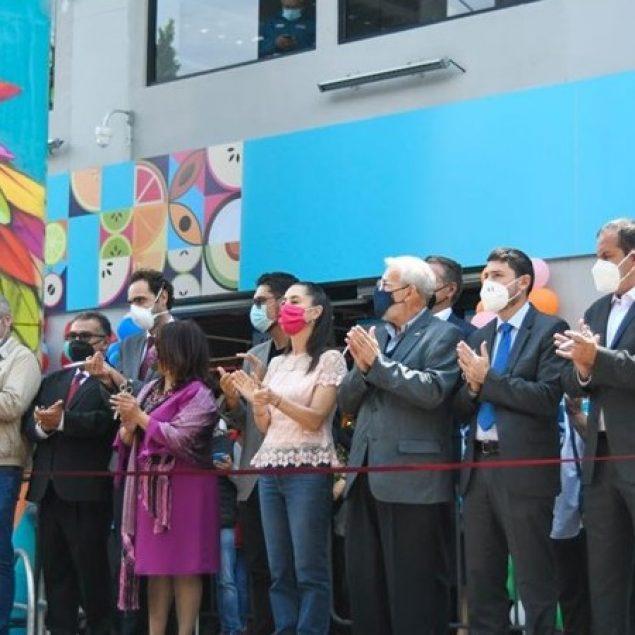 CGDMX inaugura la Línea 2 del Cablebús en Iztapalapa