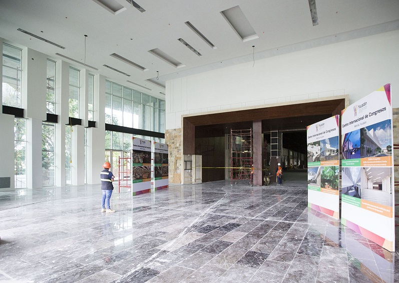 Confirman apertura de CIC Yucatán en primer trimestre de 2018