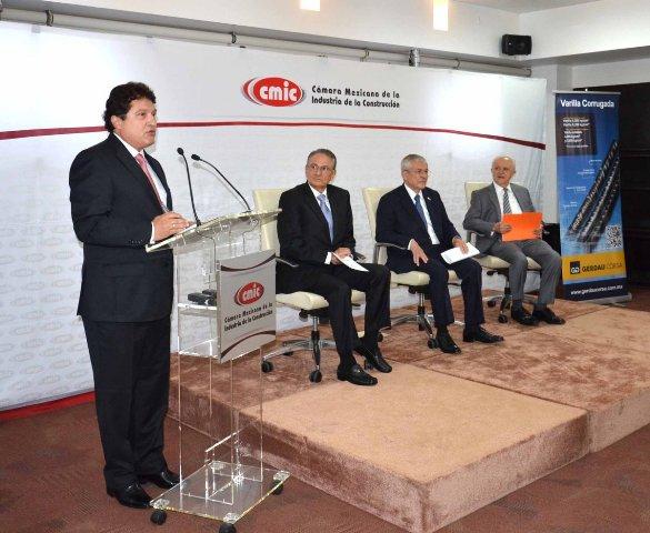 Cancelación de NAIM afectaría a inversionistas: CMIC