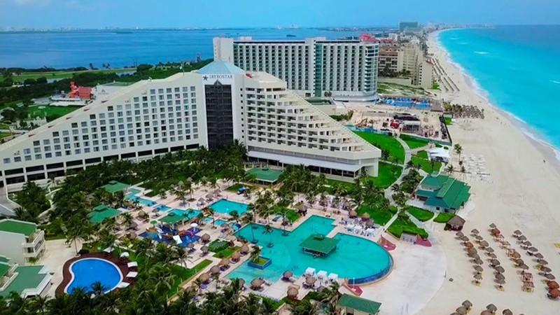 CNET estima aumentó de 27.6% en la ocupación hotelera en 2021