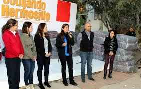 constructoras donan cobijas a hermosillo portal de