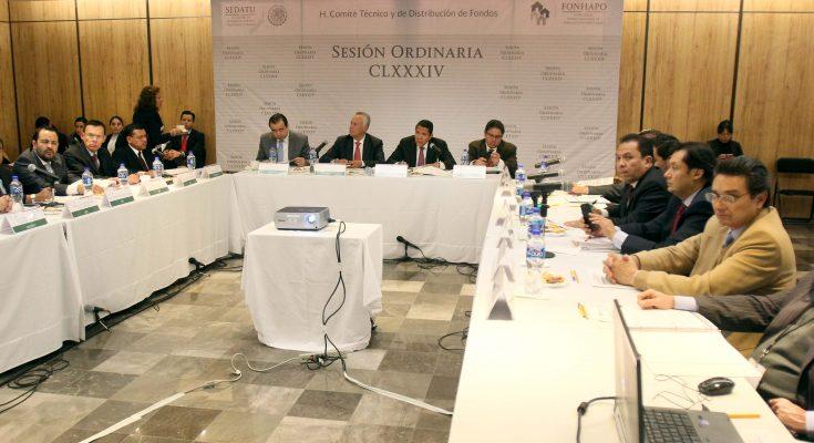 El Órgano de Gobierno del FONHAPO aprueba Informe de Autoevaluación de su director general