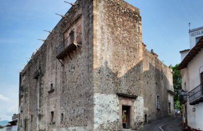 Rehabilitan inmuebles culturales en Taxco