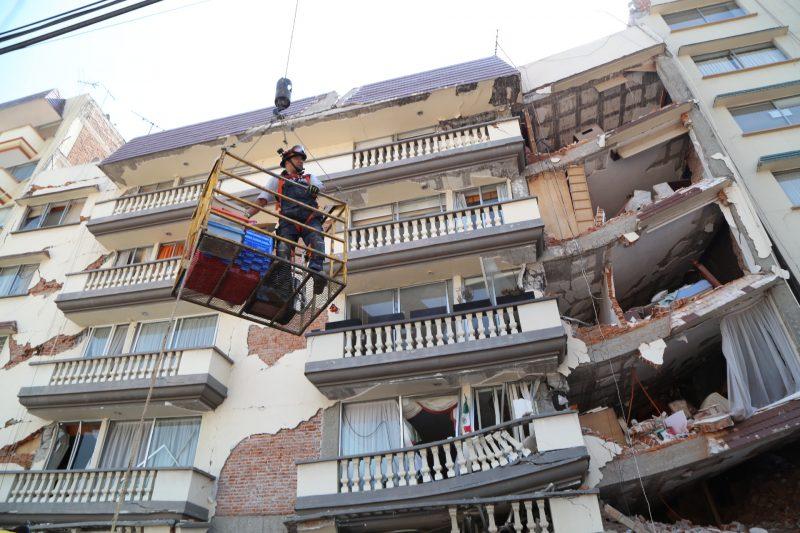 Condonarán predial y agua a edificios colapsados