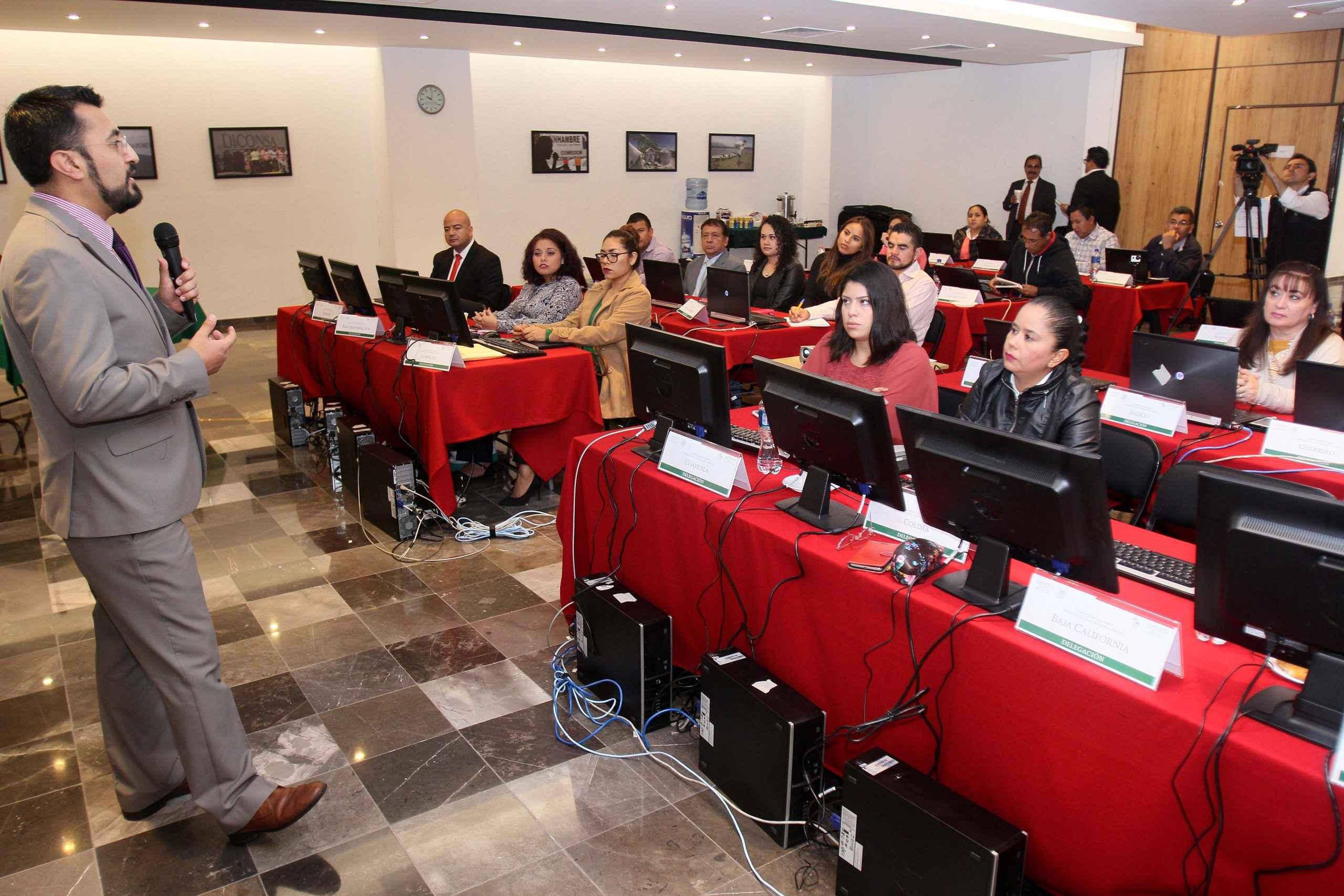 SEDATU y FONHAPO imparten curso sobre Contraloría Social