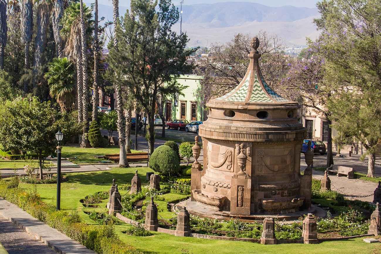Recuperan monumentos histórico en San Luis Potosí